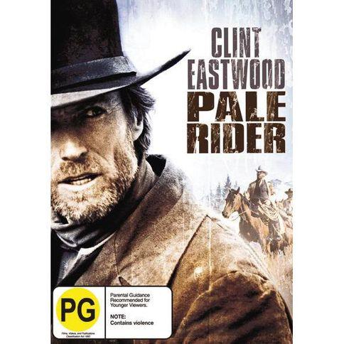 Pale Rider DVD 1Disc
