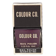 Colour Co. Nail Polish Purple