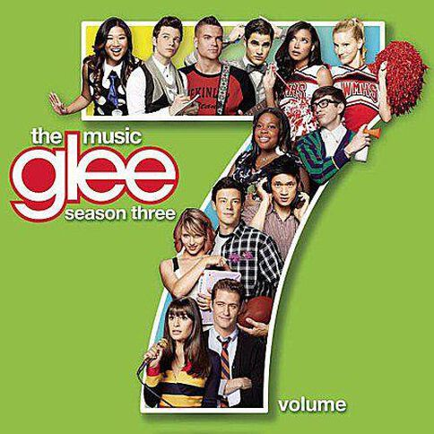 Glee: The Music Volume 7 by Various CD