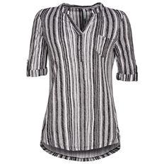 Maya Short Sleeve Printed Knit Shirt