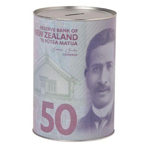 Money Tins $50