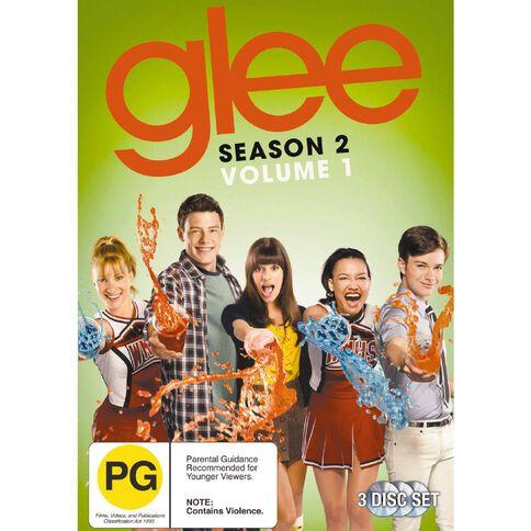 Glee Season 2 Volume 1 DVD 3Disc