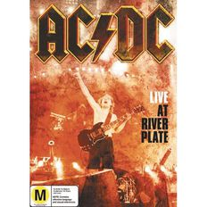 AC/DC Live At River Plate DVD 1Disc