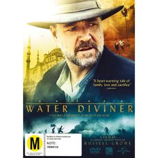 The Water Diviner DVD 1Disc