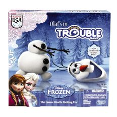 Disney Frozen Olafs in Trouble Game