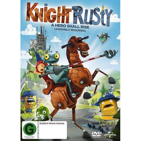Knight Rusty DVD 1Disc