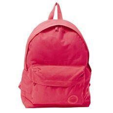 Roxy Sugar Baby Plain Backpack Pop Pink
