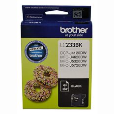 Brother Ink LC233 Black