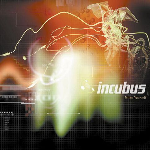 Make Yourself CD by Incubus 1Disc