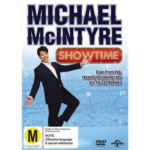 Michael Mcintyre Live DVD 1Disc