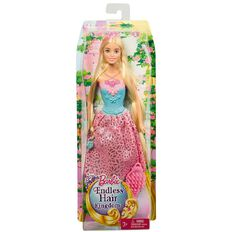 Barbie Fairytale Long Hair Doll Assorted
