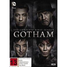 Gotham Season 1 DVD 6Disc