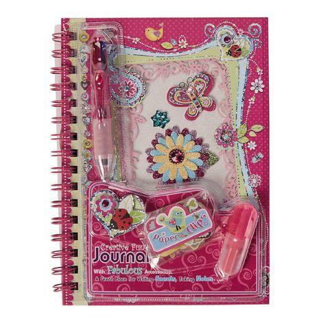 Princess Kits Creative Fun Journal Flower