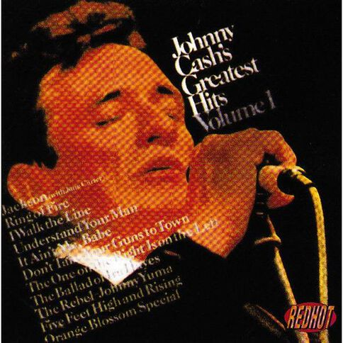 Johnny Cash: Greatest Hits by Johnny Cash CD