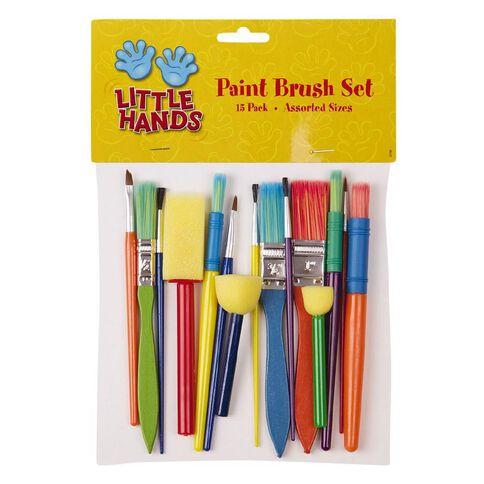 Little Hands Brush 15 Piece Set