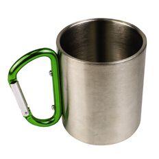 Necessities Brand Outdoor Stainless Steel Mug
