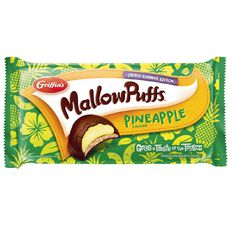 Griffin's Mallowpuffs Pineapple 180g