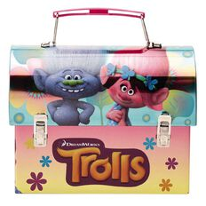 Trolls Kinnerton Lunchbox Tin with Eggs 102g