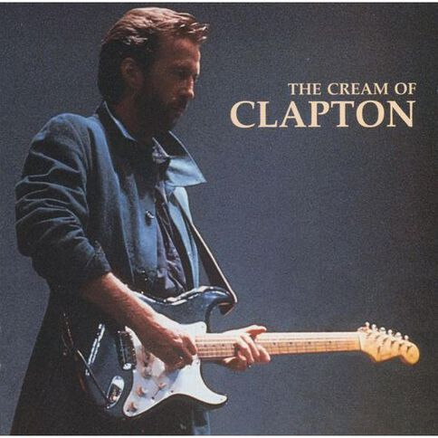 The Cream of CD by Eric Clapton 1Disc