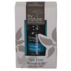 By Nature Tea Tree Essential Oil 10ml