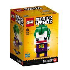 Marvel LEGO Brickheadz The Joker 41588