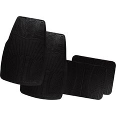 Wildcat Car Mat Rubber 4 Piece Set