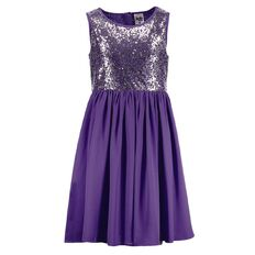 A'nD Sequin Party Dress