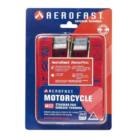 Aerofast Motorcycle Tie Down 2M