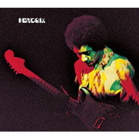 Band of Gypsys CD by Jimi Hendrix 1Disc