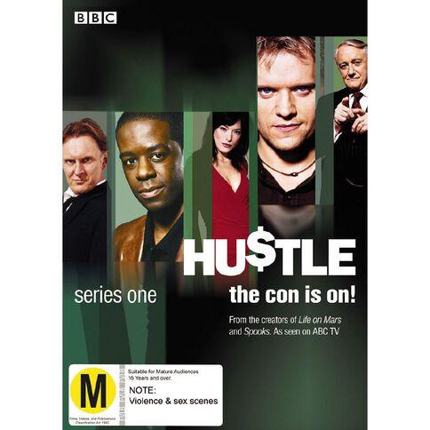 Hustle Season 1 DVD 1Disc