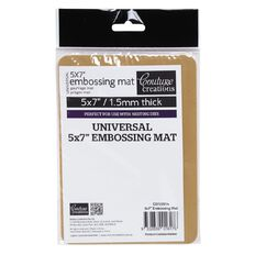 Couture Creations Universal Embossing Mat 5in x 7in