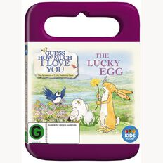 Guess How Much I Love You Lucky Egg DVD 1Disc
