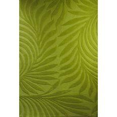 Rug Pinacle Uni Lime 100cm x 160cm