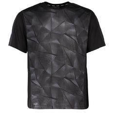 Active Intent Men's All Over Front Print Tee
