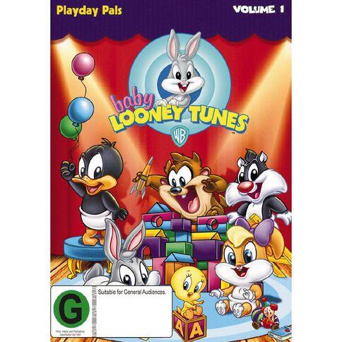 Baby Looney Tunes Volume 1 DVD 1Disc