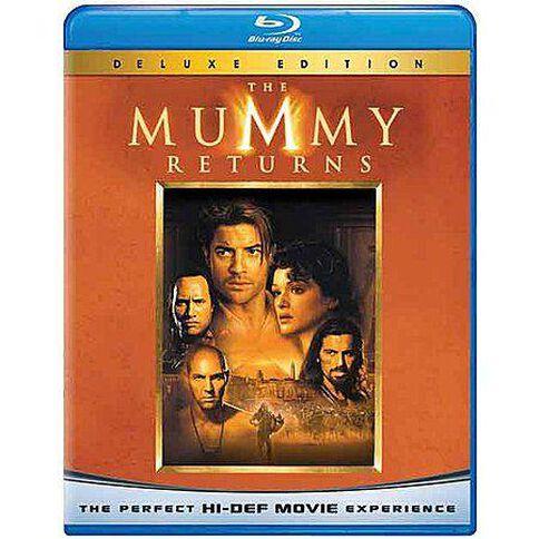 The Mummy Returns Blu-ray 1Disc