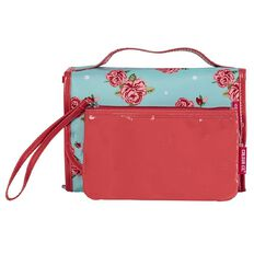 Colour Co. Toiletry Bag Valet Organiser Rose/Pink 2 Piece