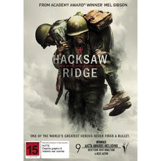 Hacksaw Ridge DVD 1Disc