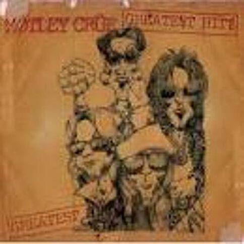 Greatest Hits CD/DVD by Motley Crue 2Disc