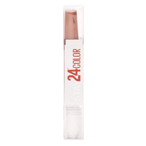 Maybelline Super Stay Lip Colour Carded Timeless Toffee
