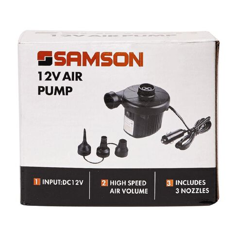 Samson 12V Air Pump
