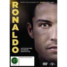 Ronaldo DVD 1Disc