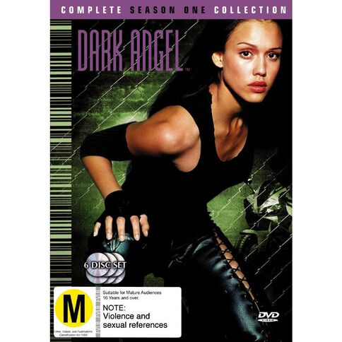 Dark Angel Season 1 DVD 6Disc