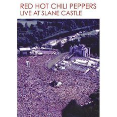 Red Hot Chili Peppers Live At Sla DVD 1Disc