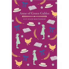 New Classics Anne of Green Gables