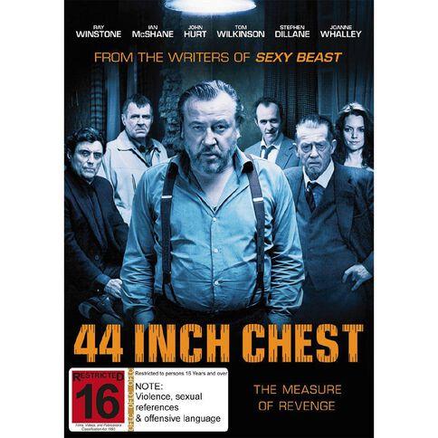 44 Inch Chest DVD 1Disc