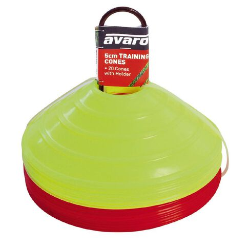 Avaro Marker Cone 5cm Set 20 Pieces