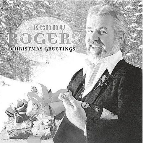 Rogers Kenny Christmas Greats. CD