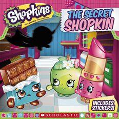 Secret Shopkins: 8x8 with Stickers