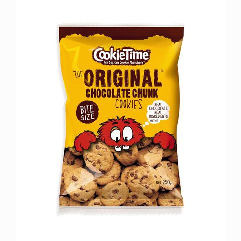 Cookie Time Cookie Bites 250g